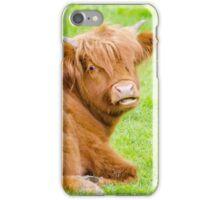 Highland Cow iPhone Case/Skin