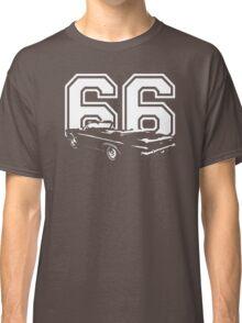 1966 CHEVY IMPALA SS Converitable Rear View Year Dark Classic T-Shirt