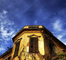 Dark Blue - Gulangyu Island by BillGe