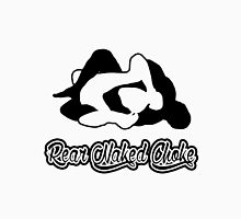Rear Naked Choke Black Mixed Martial Arts  T-Shirt