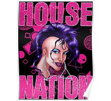 House Nation Female Poster