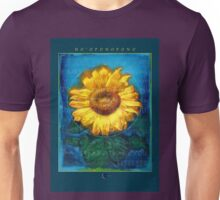 Ho'oponopono Sunflower Cleansing poster Unisex T-Shirt