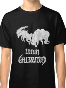 Team Chimera - Leah's Rapidash and Ninetales Classic T-Shirt
