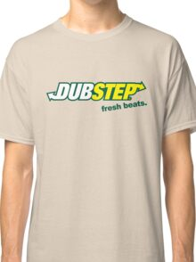 Dubstep take a bite Classic T-Shirt