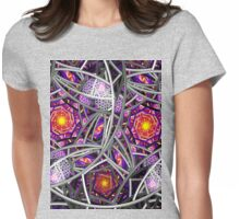 cobwebs Womens Fitted T-Shirt
