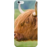 Highland Cow iPhone Case/Skin