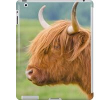 Highland Cow iPad Case/Skin