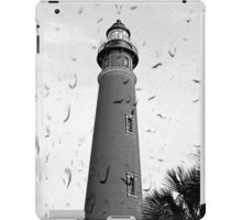 In the Rain iPad Case/Skin