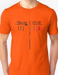 House vs God (Light ver.) T-Shirt