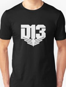 The Hunger Games - Rebels Unite (Dark Version) Unisex T-Shirt