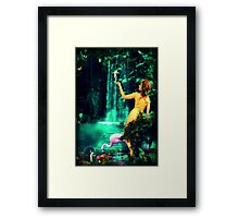 Just Dreaming... Framed Print