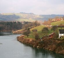 Landscape in Austria by chrstnes73