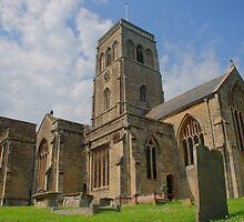St Mary's Church, Wedmore by Dave Godden