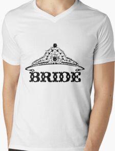 Princess Bride Tiara Western Style Mens V-Neck T-Shirt