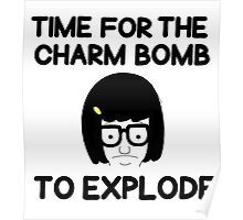 Charm Bomb Poster