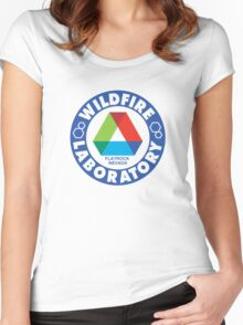 Wildfire Laboratory Women's Fitted Scoop T-Shirt