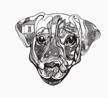Nure- the dog by Randi Antonsen