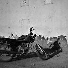 Bike by DarrynFisher