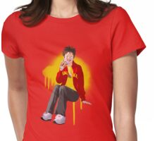 Soda Womens Fitted T-Shirt