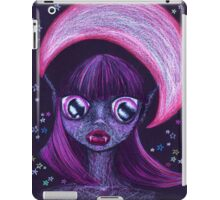 Halloween Teenage Vampire Girl iPad Case/Skin