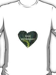 Kale Enthusiast T-Shirt