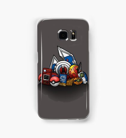 Anime Monsters Samsung Galaxy Case/Skin