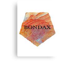 Bondax Canvas Print