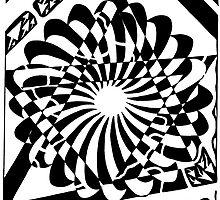 Jewish Pride Maze  by Yonatan Frimer