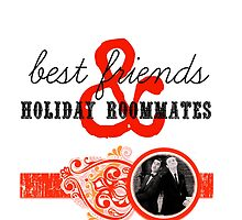 Best Friends and Holiday Roommates by Charlotte Smith