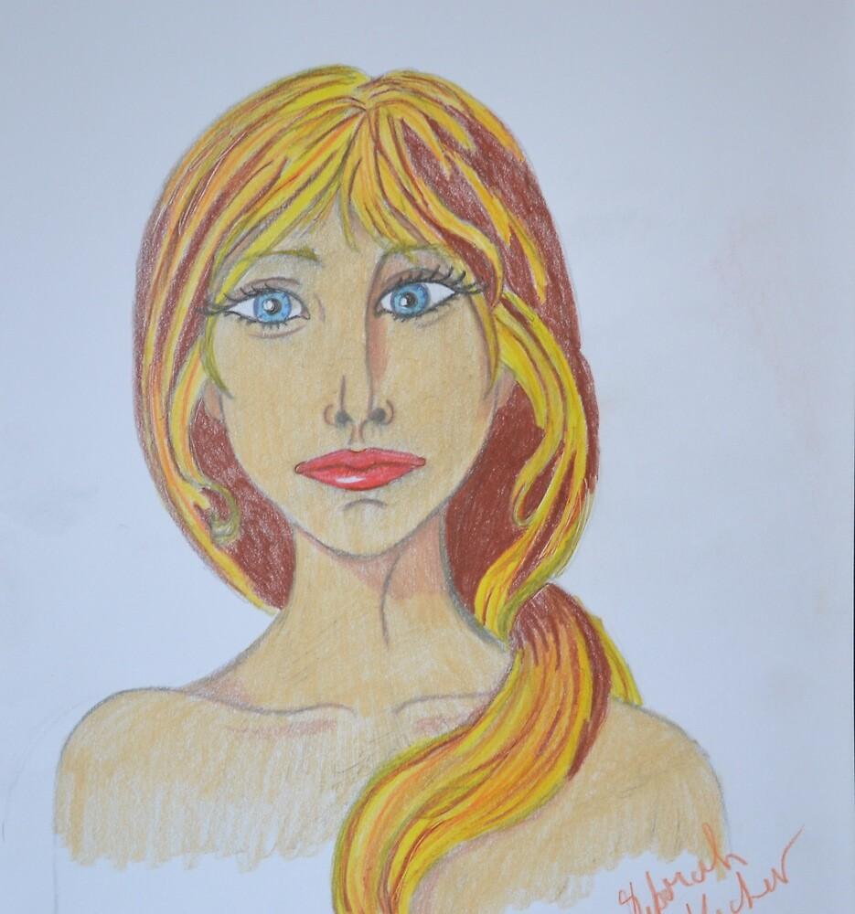Blonde by deborah kucher