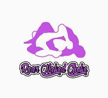 Rear Naked Choke Mixed Martial Arts Purple 2 T-Shirt