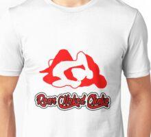 Rear Naked Choke Mixed Martial Arts Red 2 Unisex T-Shirt