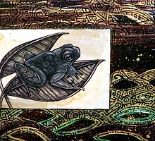 Totem IV by Lynnette Shelley
