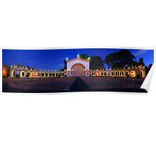 Balboa Park Amphitheater Poster