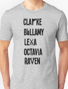 The 100 Names T-Shirt