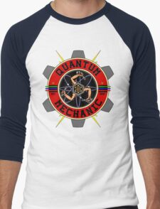 QUANTUM MECHANIC Men's Baseball ¾ T-Shirt