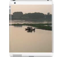 River Sunset iPad Case/Skin