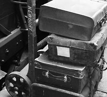 Old luggage by Xiggle
