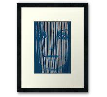 Blue Mind Framed Print