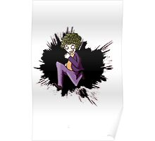 Young joker Poster