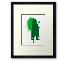 Call of Nature Framed Print