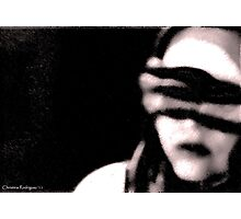 Self Portait 01 Photographic Print