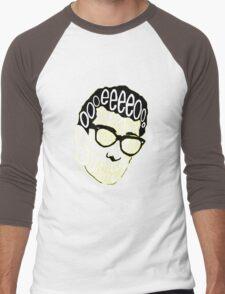 Buddy Holly by Weezer Men's Baseball ¾ T-Shirt