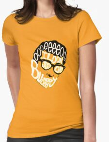 Buddy Holly by Weezer Womens Fitted T-Shirt