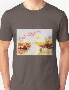 vegetable country  paysage T-Shirt
