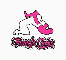 Triangle Choke Mixed Martial Arts Pink  T-Shirt