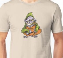 The Green Gorilla Unisex T-Shirt