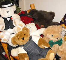 Beary Crowded by katpix