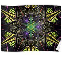 Elliptic Splits Dark Star  (UF0254) Poster