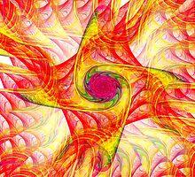 Rainbow Gnarl Illusion  (UF0256) by barrowda